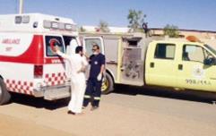 إنقاذ 25 شخصا من حريق حويمضة