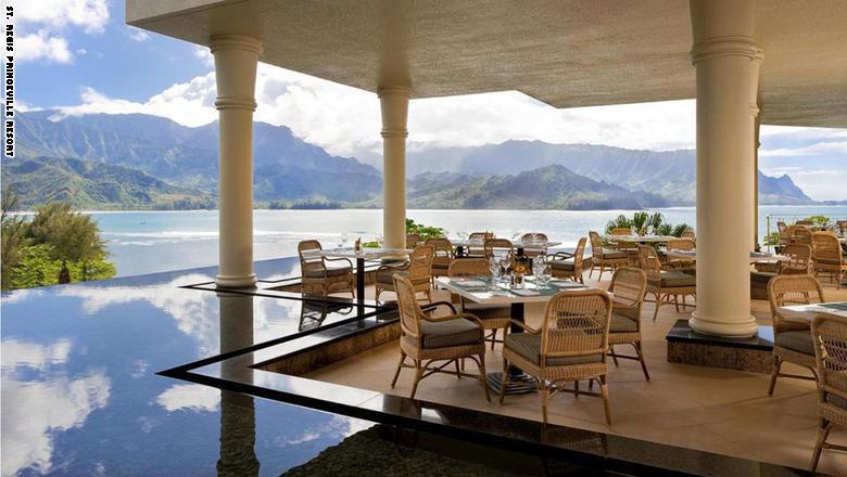 """منتجع """"سانت ريجيس برينسيفيل"""" في كاواي، هاواي"""