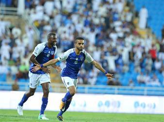الهلال يروض التعاون ويتصدر «مؤقتاً» في مباراة مهرجان الأهداف