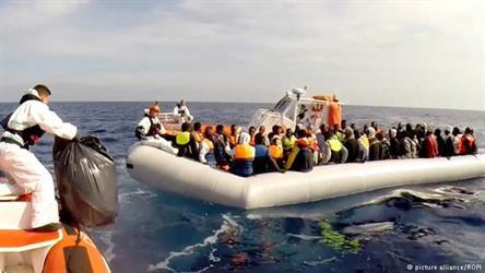 إنقاذ ستة آلاف مهاجر في البحر المتوسط