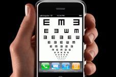 بالصور خمس تطبيقات للهواتف الذكية تفيد في علاج وفحص العيون