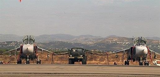 صور من داخل القاعدة العسكرية الروسية في سوريا
