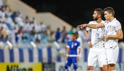 إدواردو ضمن تشكيلة ذهاب ثمن نهائي دوري أبطال آسيا