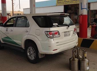 """""""التجارة"""" توضح الحق القانوني لمن تضررت سيارته بسبب خلط البنزين"""