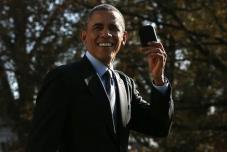 جوال أوباما