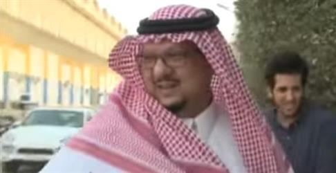 بالفيديو.. فيصل بن تركي يعلق على انسحاب الداعم الامير خالد.. ويؤكد: لا أعرف المناورات واستقالتي نهائية