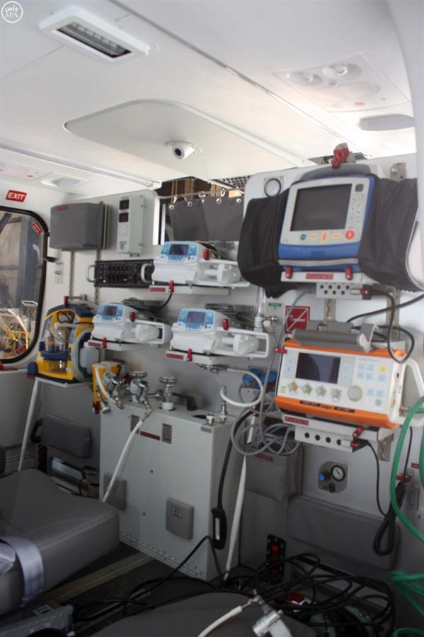 بالصور.. الخدمات الطبية للقوات المسلحة تعزز أسطول الإخلاء الطبي الجوي بطائرات عامودية ونفاثة