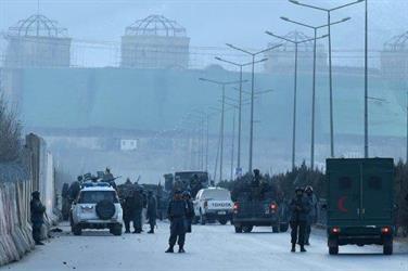 19 قتيلا في عملية انتحارية ضد المحكمة العليا في كابول