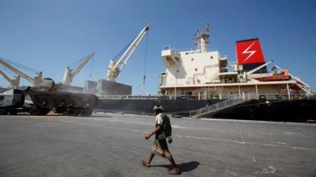 واشنطن تدعم خطة الأمم المتحدة بشأن ميناء الحديدة