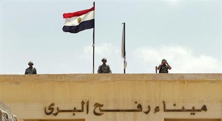 مصر تفتح معبر رفح لعبور الحجاج الفلسطينيين