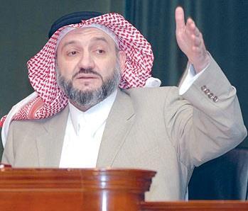"""خالد طلال مهاجماً """"آل الشيخ"""":"""