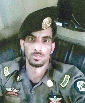 العريف عبدالسلام بن برجس العنزي...