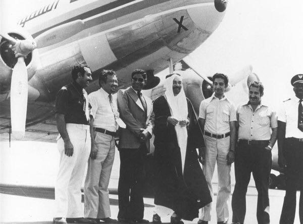 وفاة الشيخ كامل سندي مدير الخطوط السعودية السابق والصلاة عليه غداً بالحرم المكي