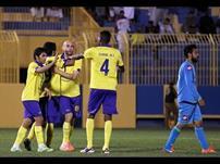 النصر( 2 - 1) الفتح دوري مباراة ودية