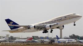 """""""السعودية"""" تستأنف رحلاتها إلى شرم الشيخ"""