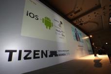 """سامسونج تعلن عن أول هواتفها الذكية العاملة بنظام """"تايزن"""""""