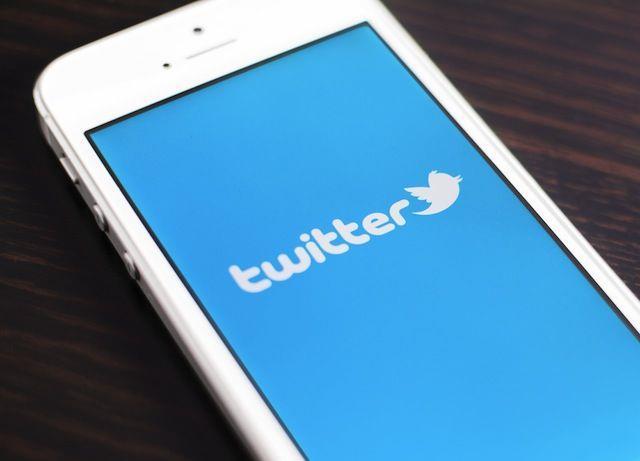 زر لإرسال التغريدات عبر رسائل خاصة