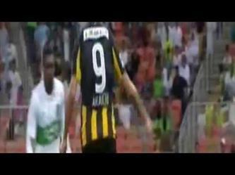 الاتحاد ( 3 - 2 ) الأهلي كأس ولي العهد السعودي
