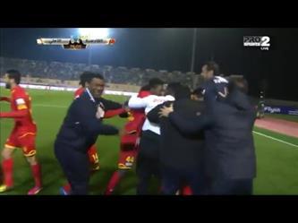 القادسية ( 4 - 1 ) الأهلي دوري جميل