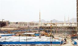 توسعة المسجد النبوي