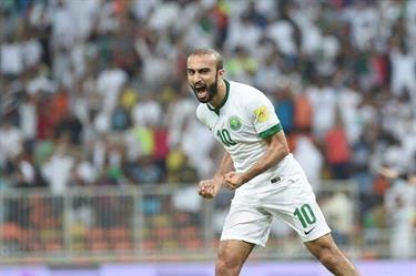 محمد السهلاوي يصنع التاريخ مع الأخضر