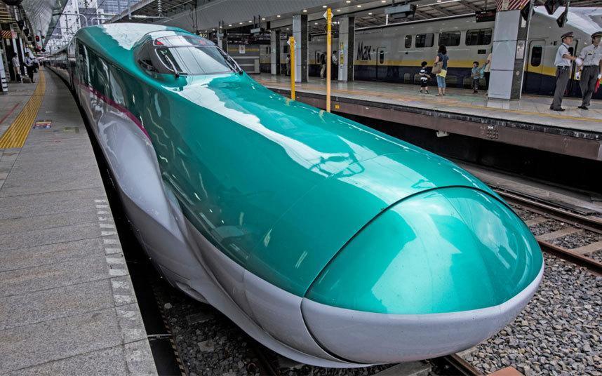 أسرع رحلات القطارات في جميع أنحاء العالم