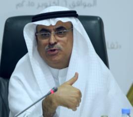 وزير الخدمة المدنية خالد العرج