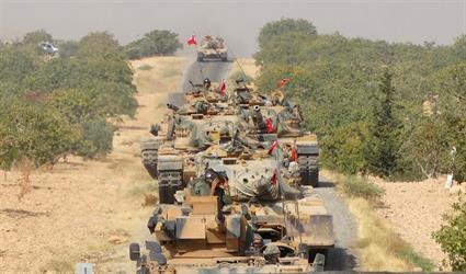 تركيا تجري تدريبات عسكرية في قطر