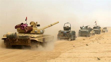 """العراق: التحالف الدولي يعلن تدمير مركز قيادة لتنظيم """"داعش"""" في الموصل"""