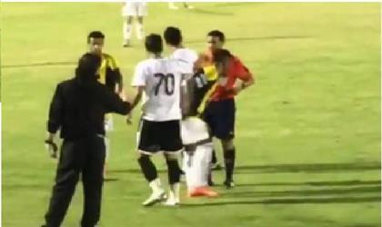الصيعري : لن أقبل بأن تُسَبَّ أمي داخل الملعب ( فيديو )
