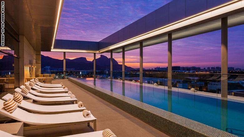 """فندق """"هيلتون بارا ريو دي جانيرو"""" في ريو دي جانيرو، البرازيل"""