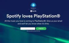 spotify on playstation