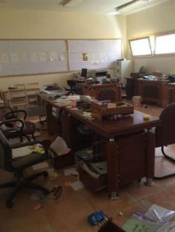 مجهولون يسرقون 8 مدارس بنات في الرياض