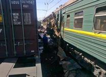 أربعة قتلى على الأقل في حادث اصطدام قطارين قرب موسكو
