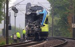 مصرع شخصين في حادث قطار ركاب غرب ألمانيا