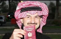 الوليد بن طلال: لن أزور القدس إلى بعد تحريره من الصهاينة.. وأحمل جواز سفر فلسطيني
