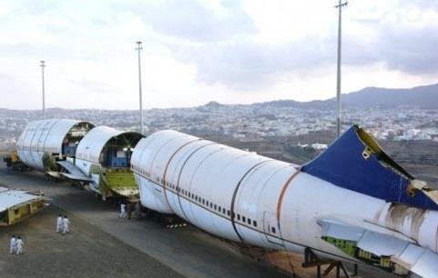 becf51ca cca9 4bd9 b2c4 3d1a88ea12e8 - ترسية مشروع الطائرة بابها