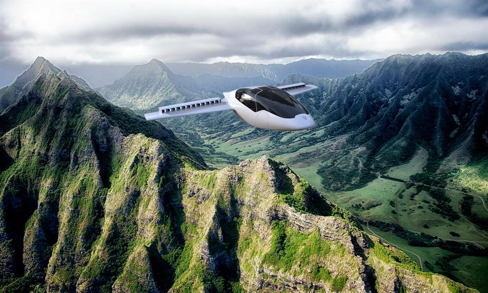 قريباً.. طائرة تعمل بالكهرباء وتقلع من منزلك