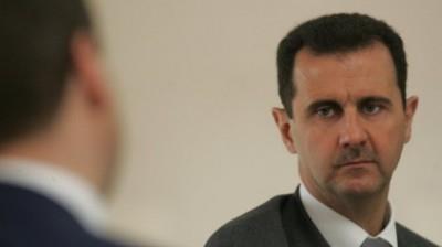 محاولة لاغتيال بشار الأسد بقصف جنازة والدته