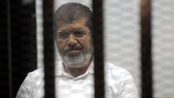 مصر.. تأجيل محاكمة مرسي في قضية التخابر لـ8 أغسطس