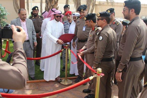 افتتاح البيت العائلي بسجن بريمان في جدة