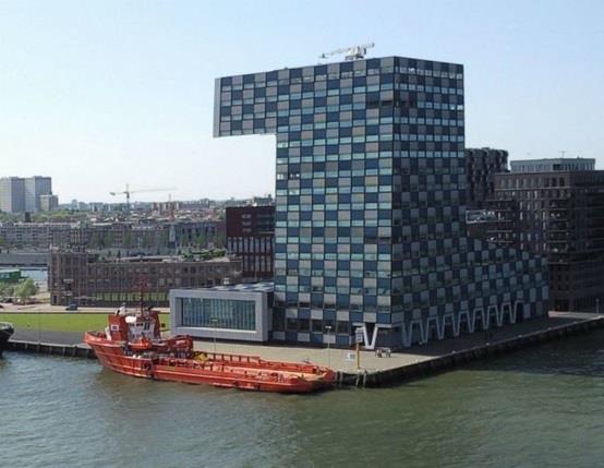 """جامعة """" الشحن والنقل"""" في مدينة """"روتردام"""""""