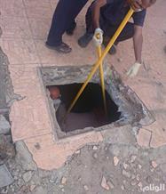 «مدني جدة» ينتشل جثة إريتري متحللة من خزان
