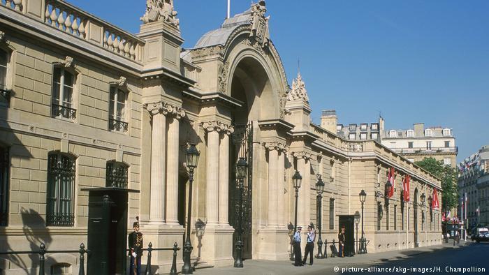 بالصور.. جولة في قصر الإليزيه.. بيت ماكرون الرئيس الفرنسي الجديد