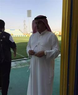 بالفيديو .. الكنعاني : منعت من دخول النصر … ووضعونا في غرفة لا تليق