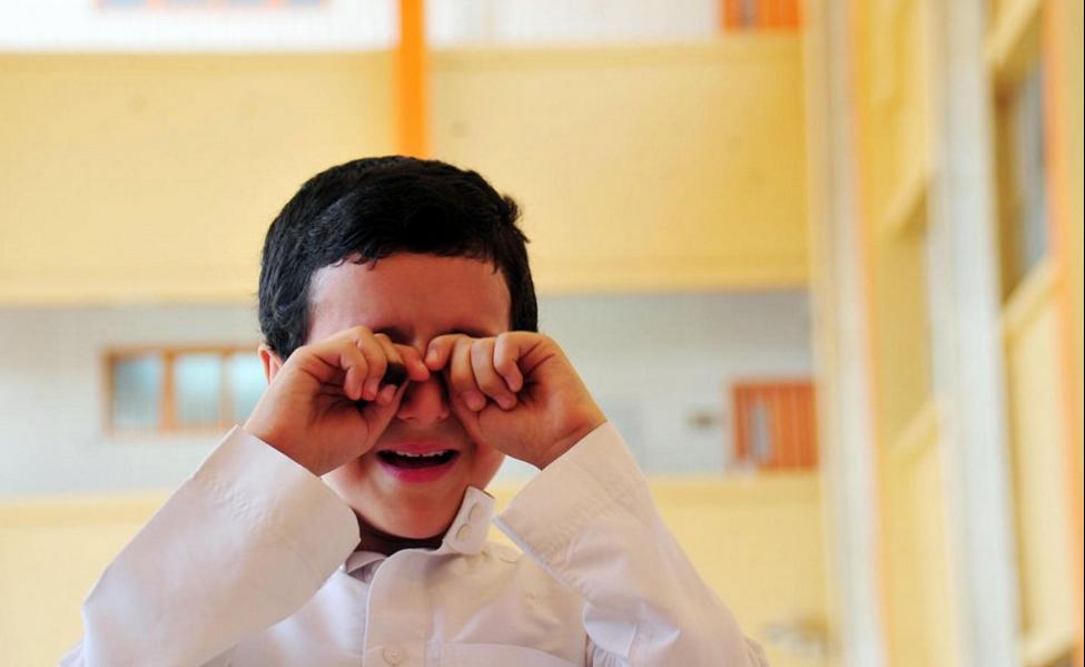 بالصور.. كيف استقبل الطلاب العام الدراسي الجديد