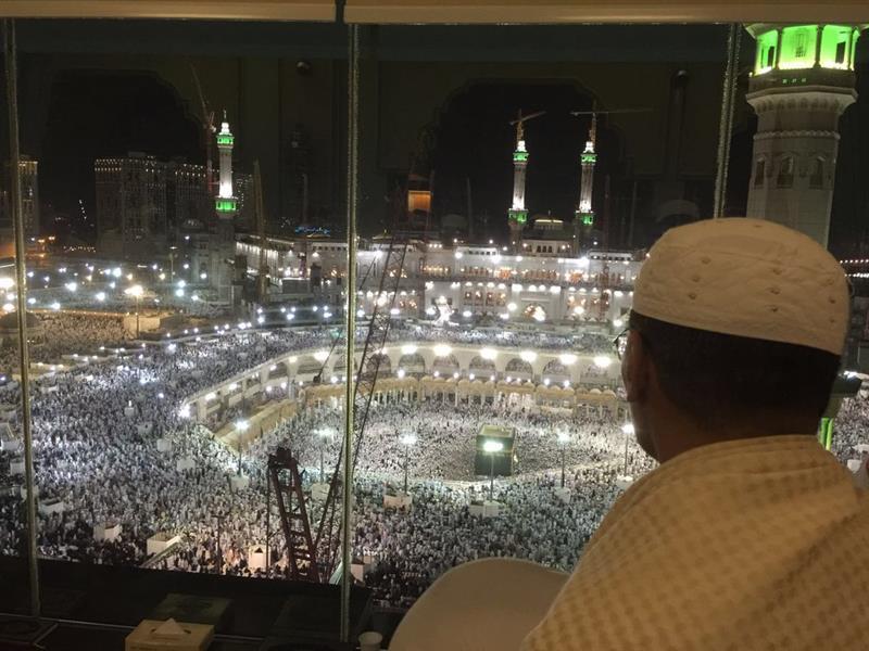 وزير الدفاع الماليزي عن امتلاء الحرم المكي: توحد الملايين في مكة.. شيء لا يصدق (صورة)