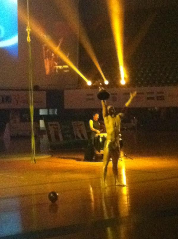 حفل افتتاح دورة الأمير محمد