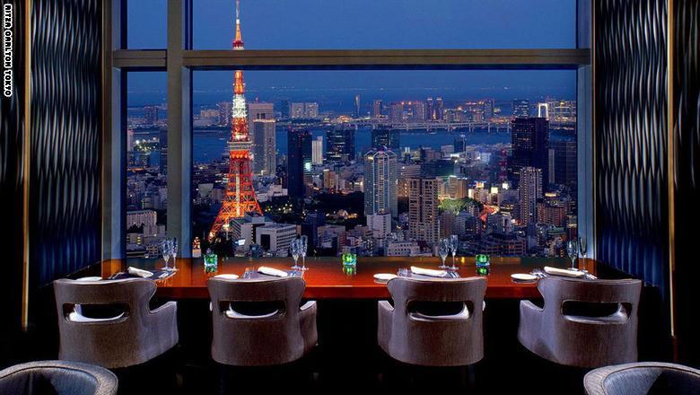 """فندق """"ريتز-كارلتون طوكيو"""" في طوكيو، اليابان"""