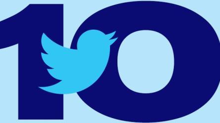 twitter 10 years